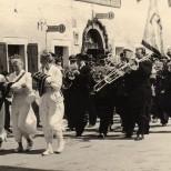 Fahnenweihe 1956-4