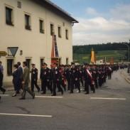 Fahnenweihe 1981-1