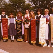 Fahnenweihe 1981-3