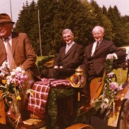 Fahnenweihe 1981-4