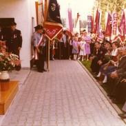 Fahnenweihe 1981-5